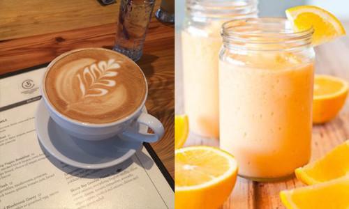 Coffee & Juice