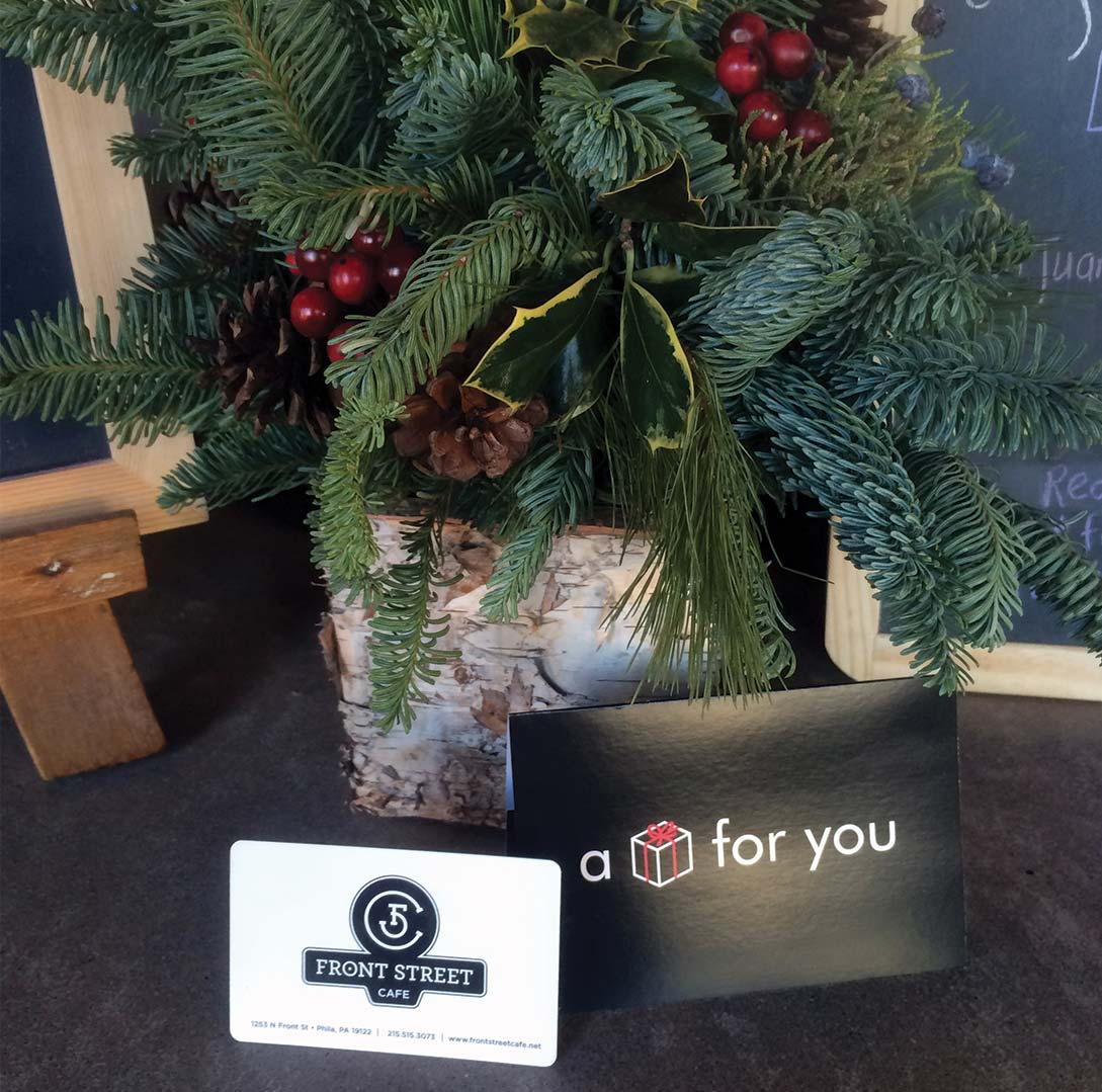 Front Street Cafe Gift Card