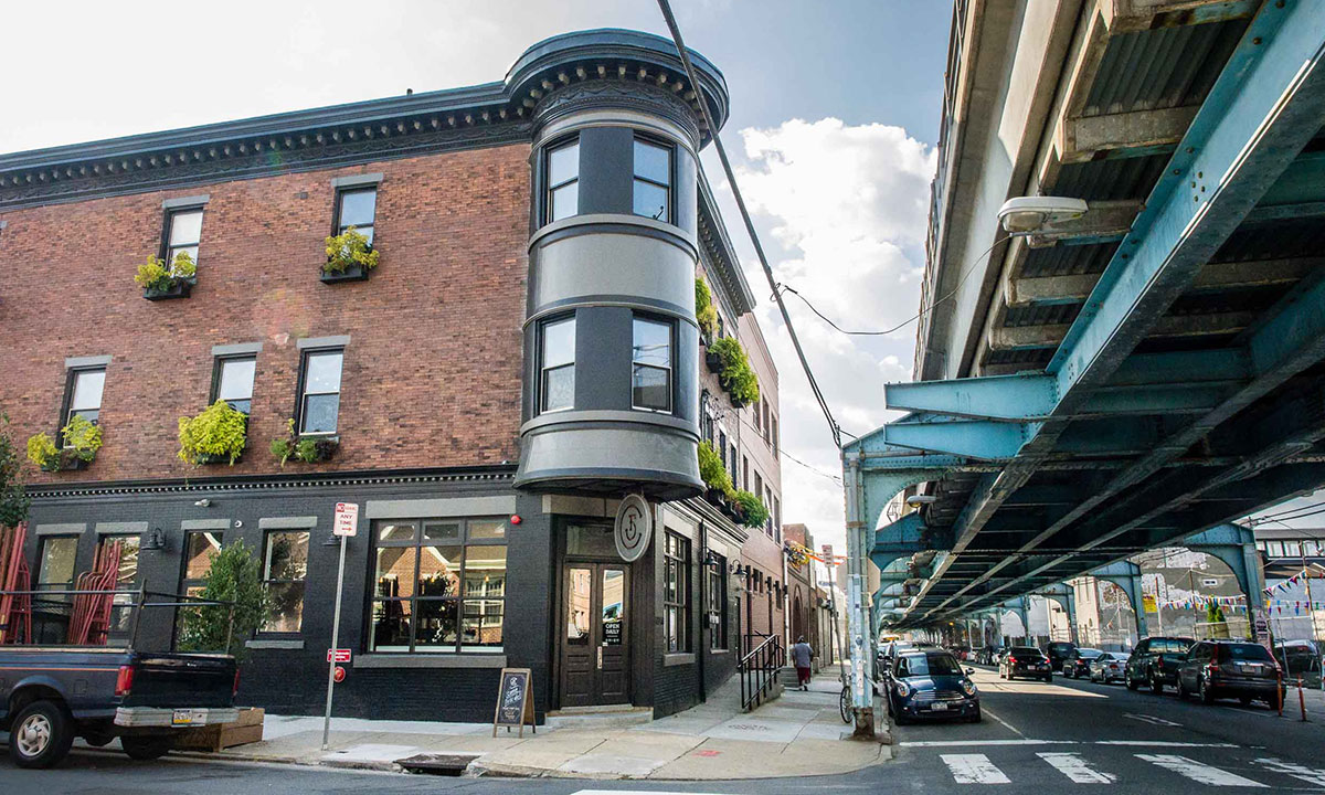 Front Street Cafe Philadelphia Pa