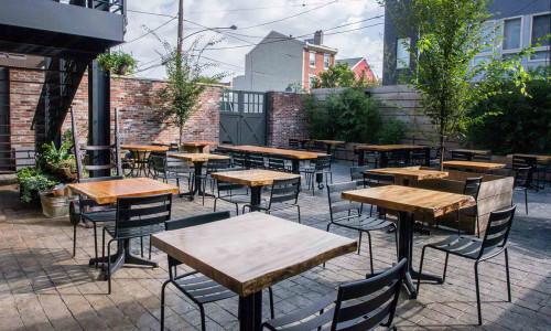 Front street cafe fresh friendly philadelphia