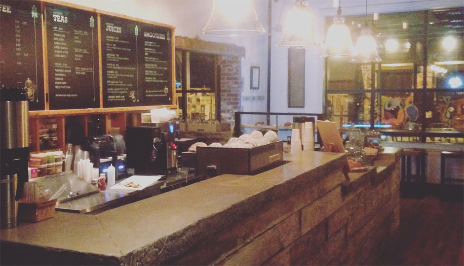 Larkin Street Cafe Menu