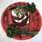 Vegan food at Front Street Cafe