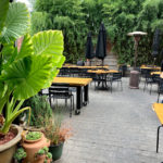 The Garden at Front Street Cafe