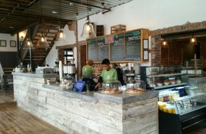 Take a look inside Front Street Cafe, a rare combo cafe and bar on Front Street in Fishtown.